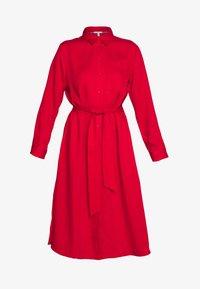 Esprit - Skjortekjole - dark red - 4