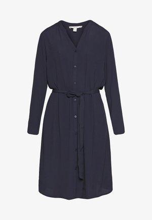 Vestido camisero - navy