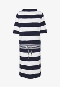 Esprit - RETRO DRESS - Sukienka dzianinowa - navy - 4