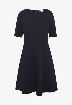 SOLID DRESS - Denní šaty - navy