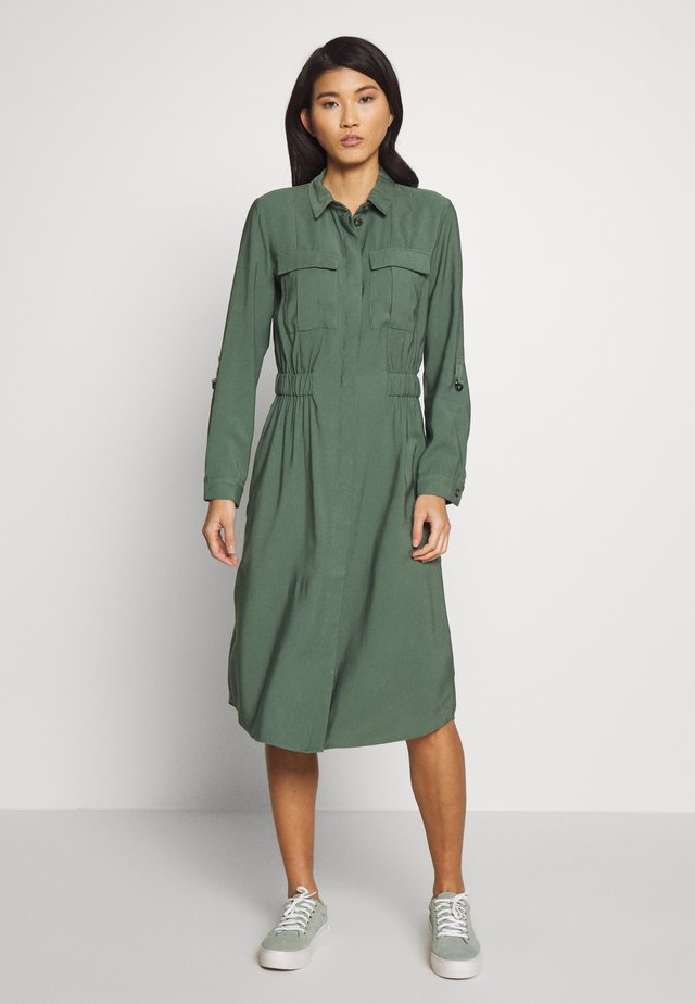 UTILITY - Shirt dress - khaki
