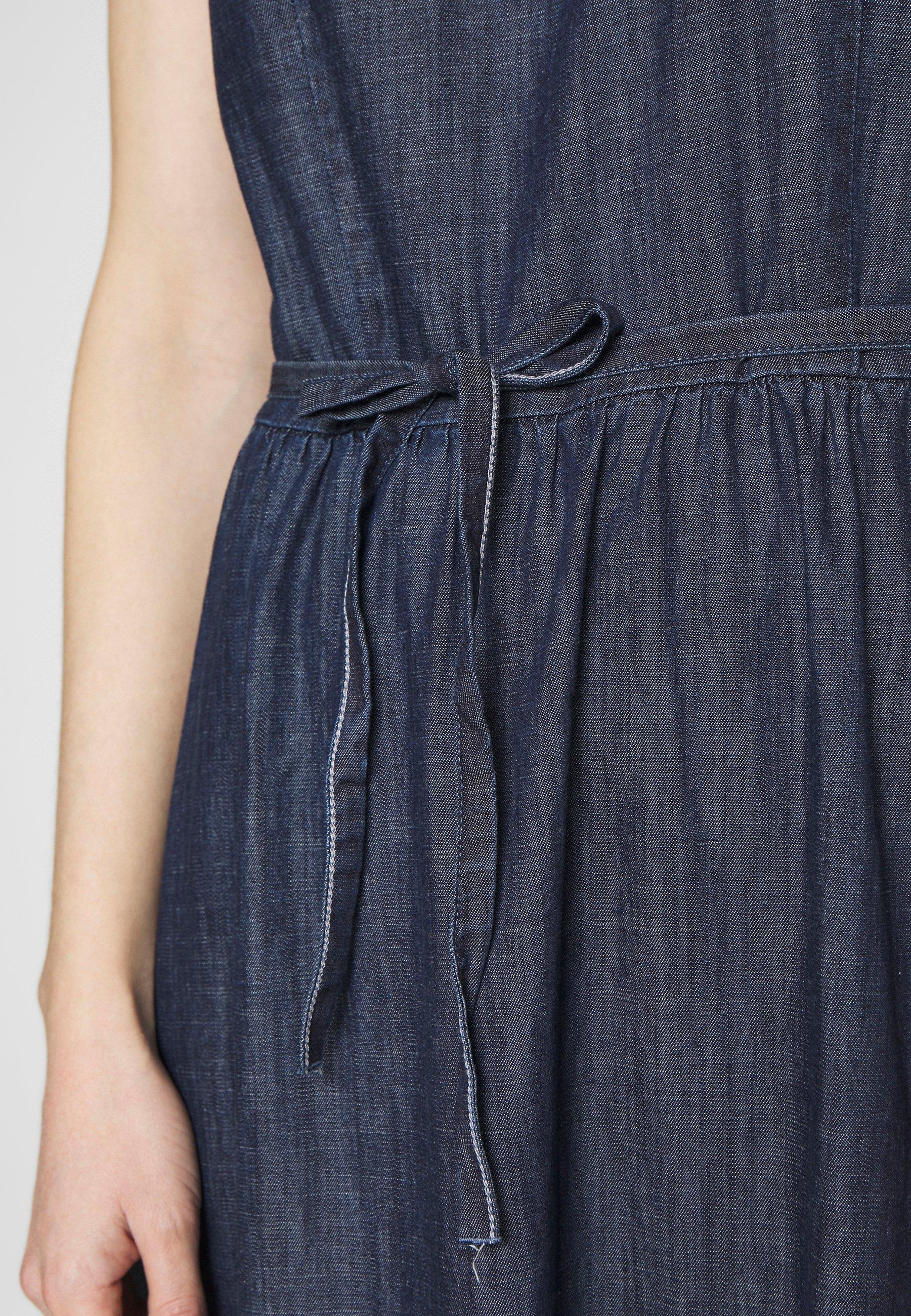 Esprit DRESS - Sukienka letnia - blue rinse