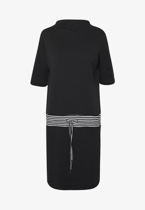RETRO DRESS - Robe d'été - black