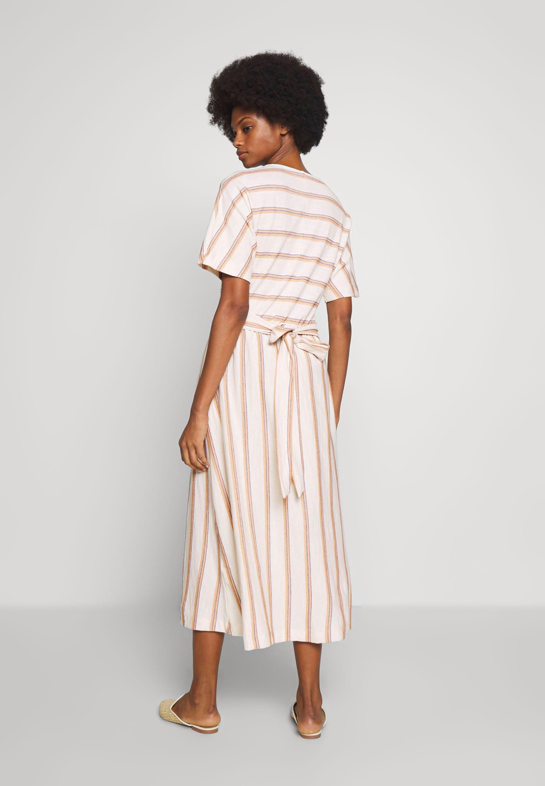 Esprit Sukienka letnia - rust orange