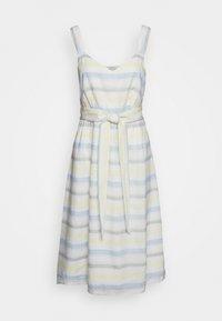 Esprit - STRIPE - Sukienka letnia - off white - 0