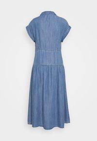 Esprit - DRESS - Sukienka jeansowa - blue medium wash - 1