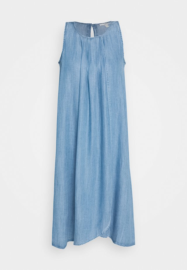 DRESS - Jeanskleid - blue light wash