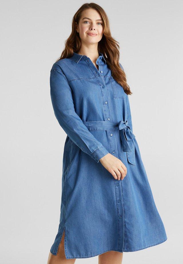 Jeansklänning - blue medium washed