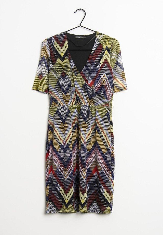 Vestido informal - mehrfarbig
