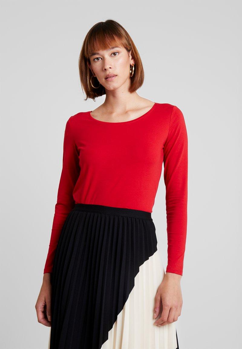 Esprit - Langarmshirt - dark red