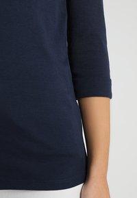 Esprit - T-shirt à manches longues - navy - 4