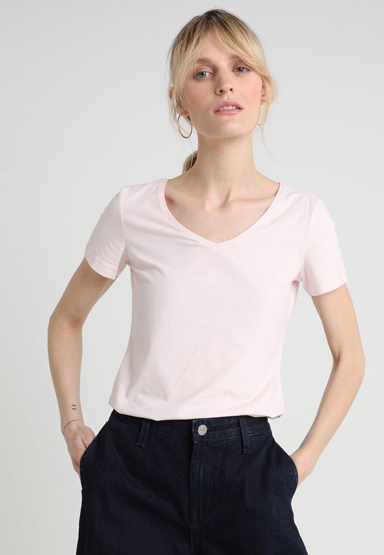Esprit - Basic T-shirt - light pink