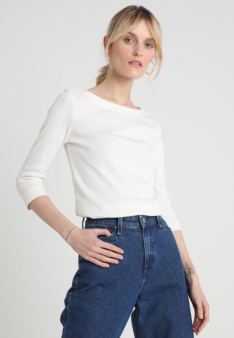 Esprit - RIBE - Langarmshirt - off white