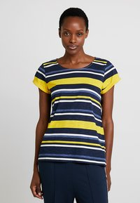 Esprit - T-Shirt print - yellow - 0
