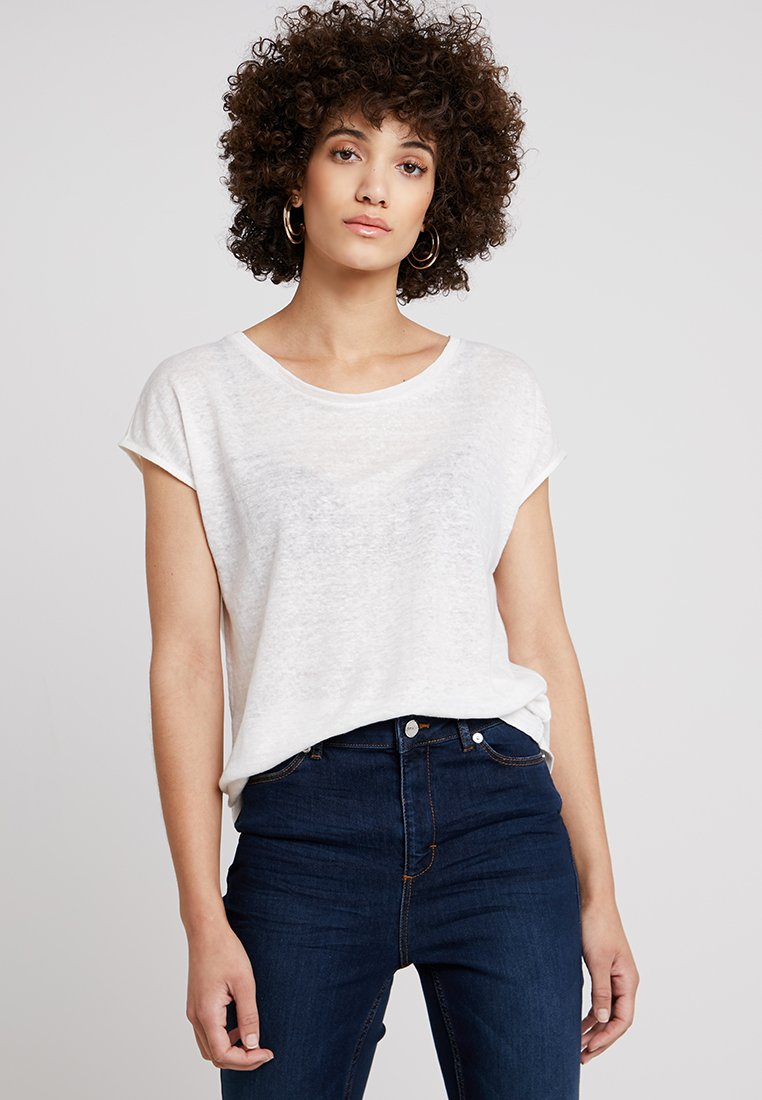 Esprit - T-Shirt basic - off white