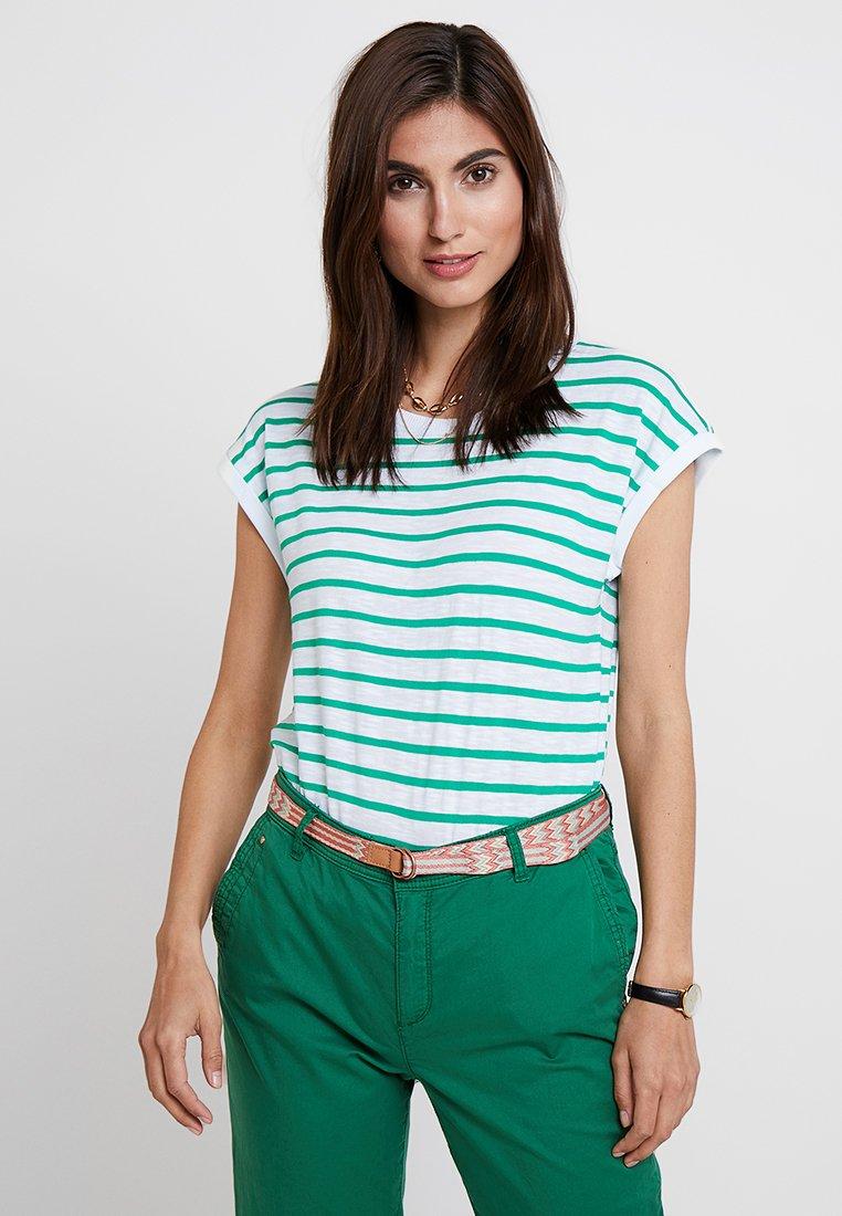Esprit - T-Shirt print - green