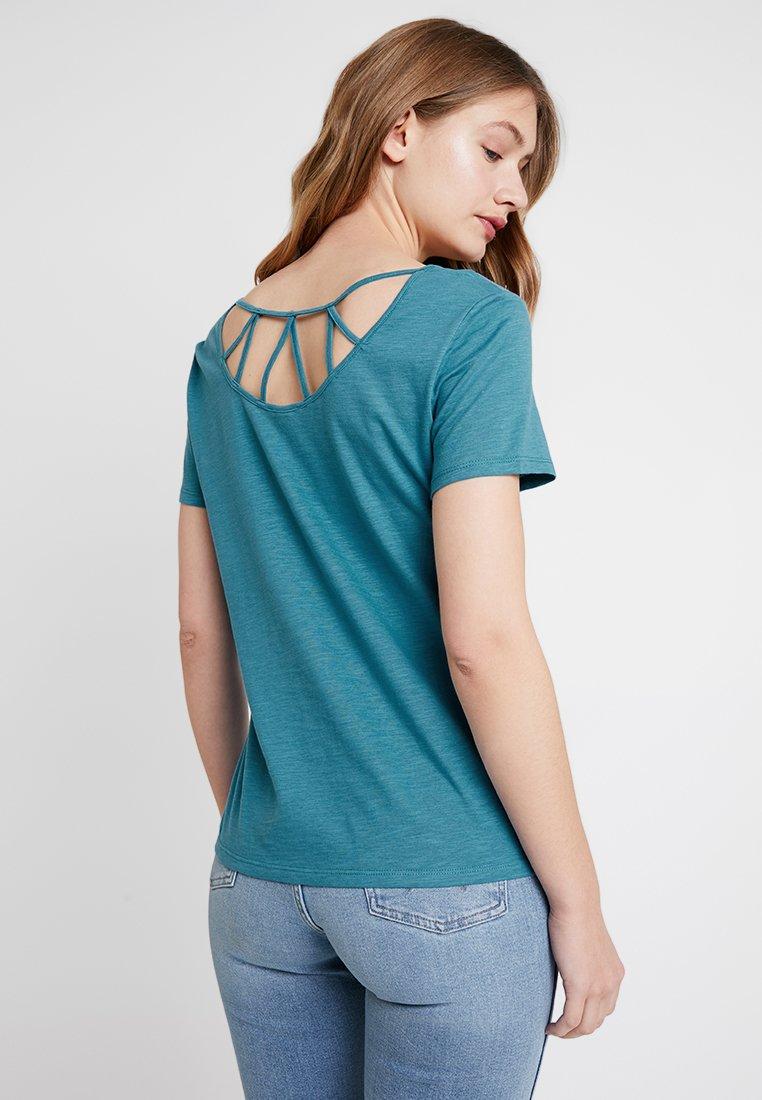 Imprimé Twisted shirt BackT Blue Esprit Teal Nmwnv80