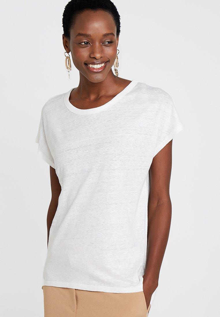 Esprit - T-shirts - white
