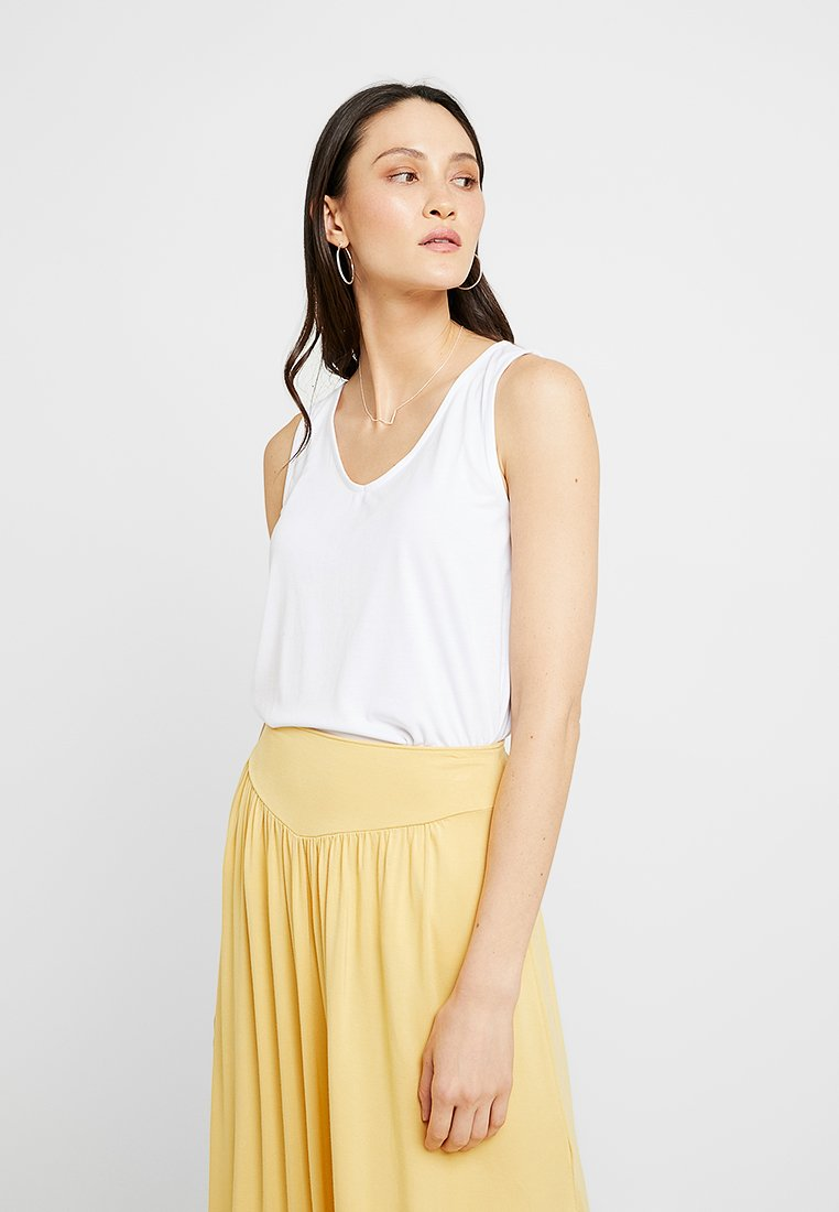 Esprit - TWISTED BACK - Top - white