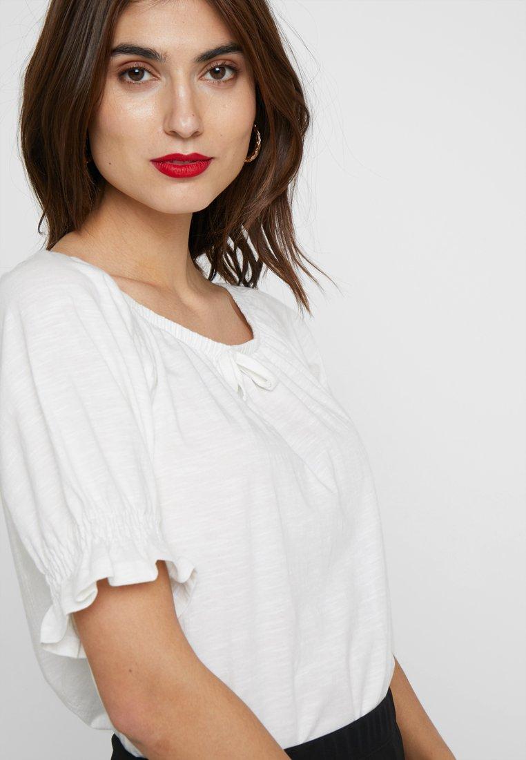Esprit - CARMEN - T-shirts print - off white