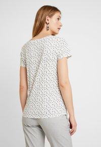 Esprit - TEE - Print T-shirt - offwhite - 2