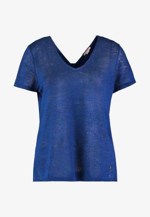 BOW - T-Shirt print - bright blue