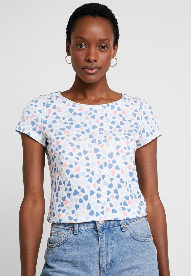 Esprit - TEE - T-Shirt print - white