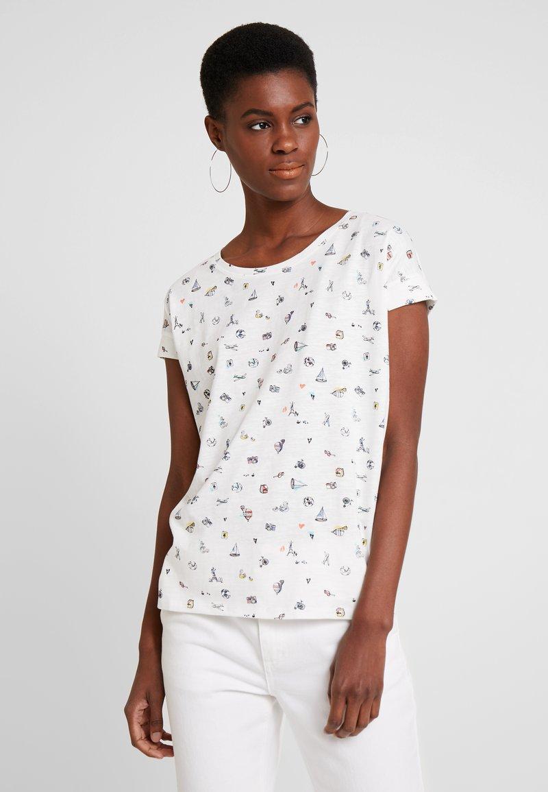 Esprit - T-Shirt print - white