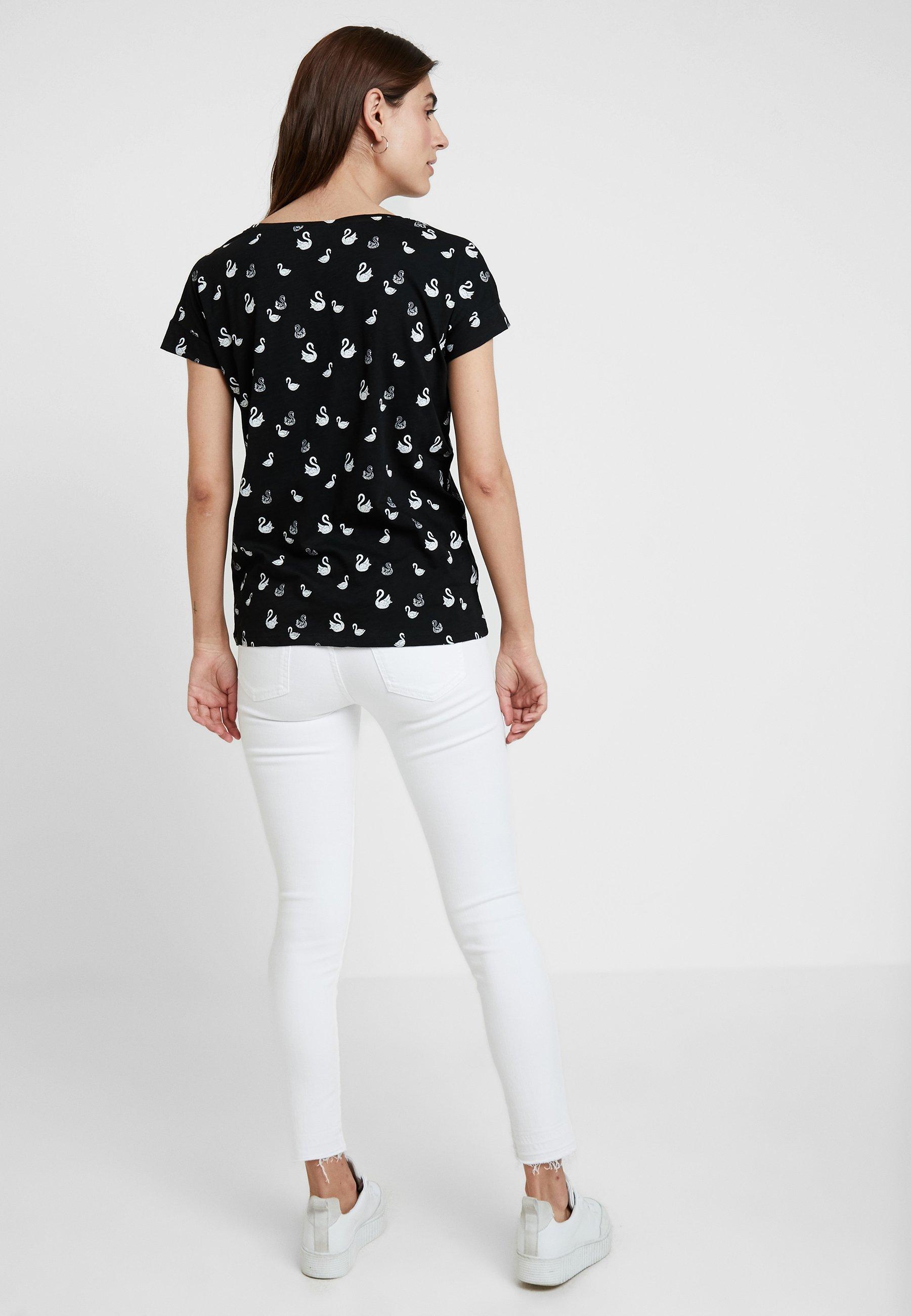 Esprit shirt T shirt ImpriméBlack T Esprit knwO0P