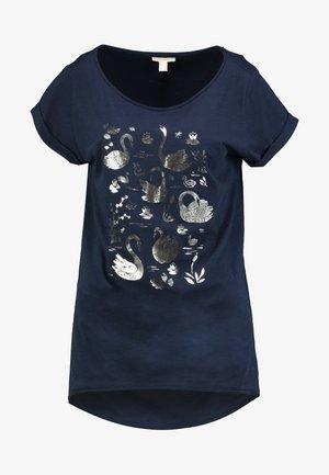 TEE - T-shirts print - navy