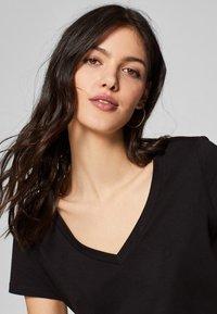 Esprit - 2 PACK - T-shirt basique - black - 3
