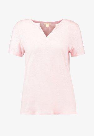 T-shirt basique - pastel pink
