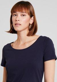 Esprit - CORE  - T-shirt basic - navy - 3