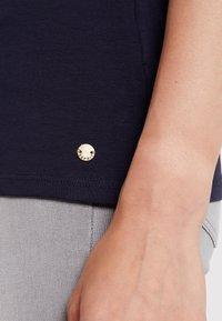 Esprit - CORE  - T-shirt basic - navy - 5