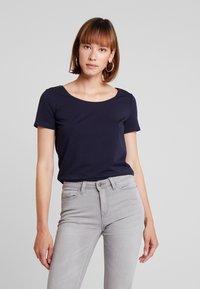 Esprit - CORE  - T-shirts - navy - 0