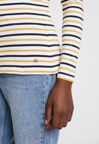 Esprit - Maglietta a manica lunga - off white - 5