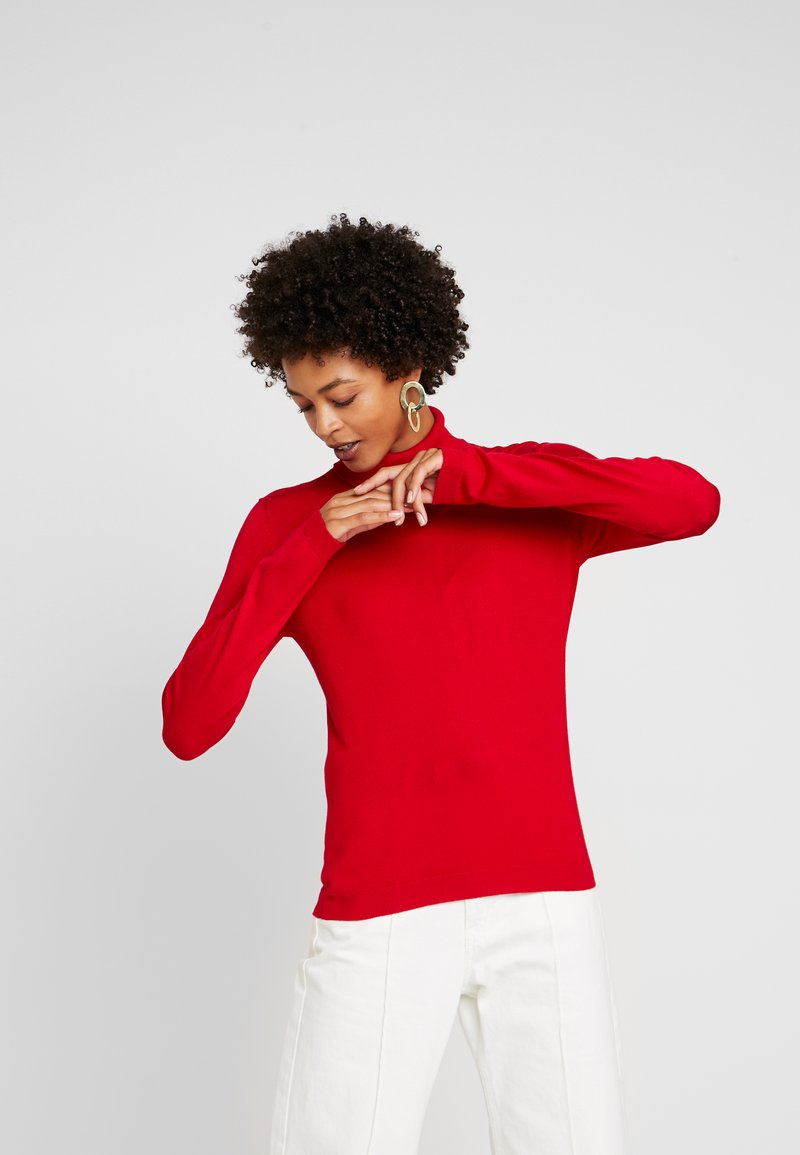 Esprit - Strickpullover - red