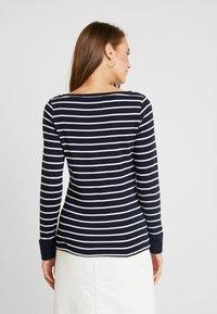 Esprit - T-shirt à manches longues - navy - 2