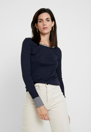 CORE - Long sleeved top - navy