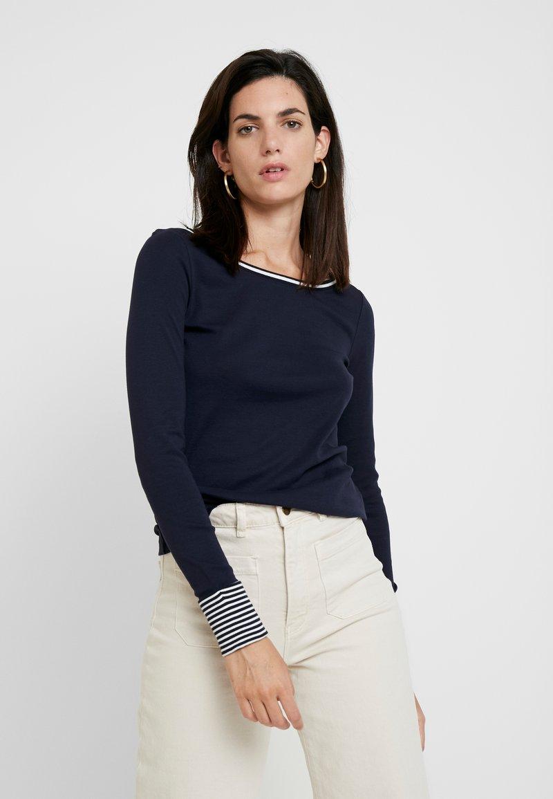 Esprit - CORE - Long sleeved top - navy
