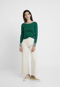 Esprit - CORE - Maglietta a manica lunga - bottle green - 1