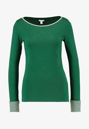 CORE - Topper langermet - bottle green