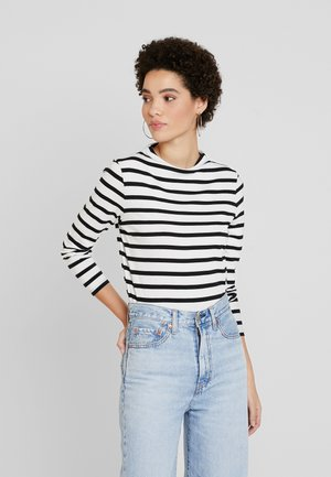 TURTLENCK - T-shirt à manches longues - off white