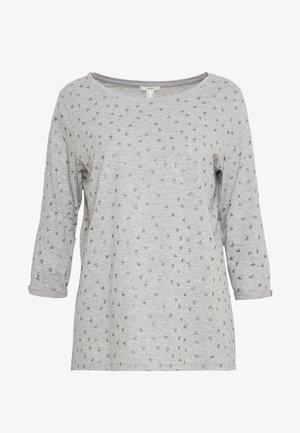 STAR - Långärmad tröja - light grey