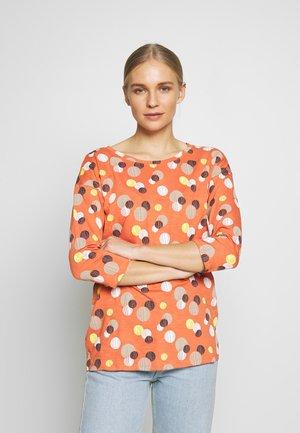 CORE - Maglietta a manica lunga - burnt orange