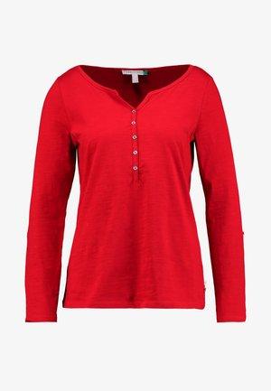 CORE OCS - Long sleeved top - dark red