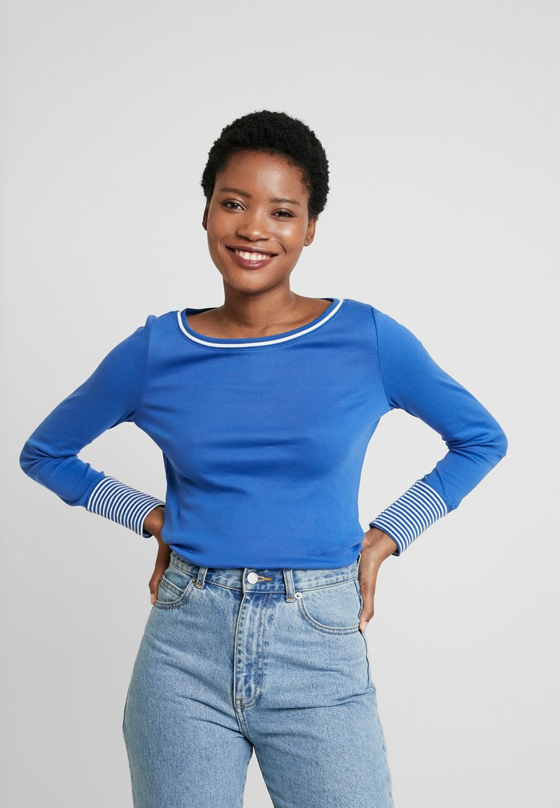 Esprit - CORE - Long sleeved top - bright blue