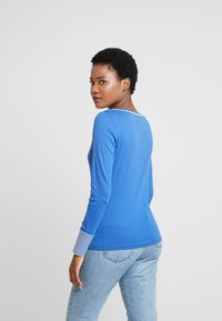 Esprit - CORE - Long sleeved top - bright blue - 2