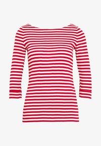 Esprit - NOOS OCS TEE - Maglietta a manica lunga - dark red - 4