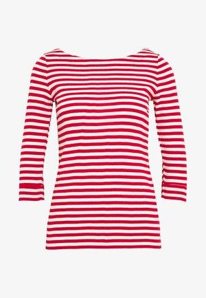 NOOS OCS TEE - Bluzka z długim rękawem - dark red